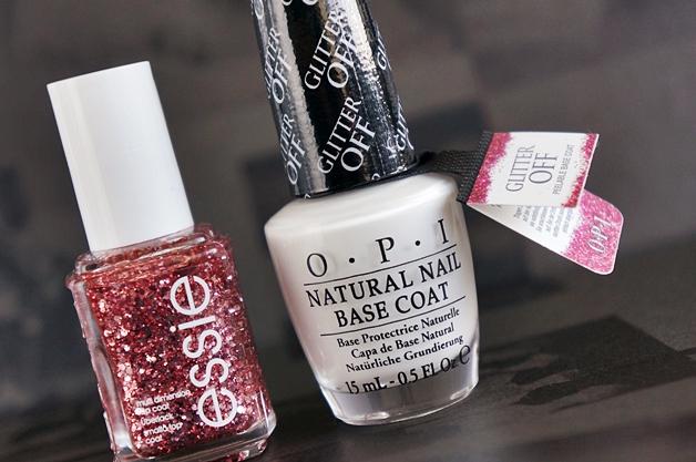opi glitter off peelable base coat 1 - OPI Glitter Off peelable base coat