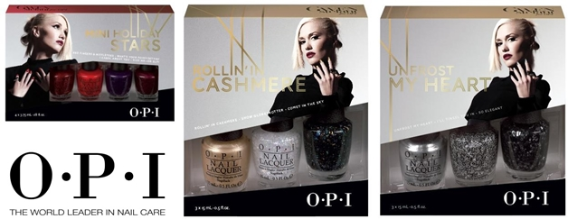 opi gwen stefani holiday 2014 3 - OPI x Gwen Stefani holiday '14 | Rollin' in Cashmere