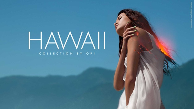 opi hawaii collection 1 - OPI Hawaii collectie | Little Hulas set