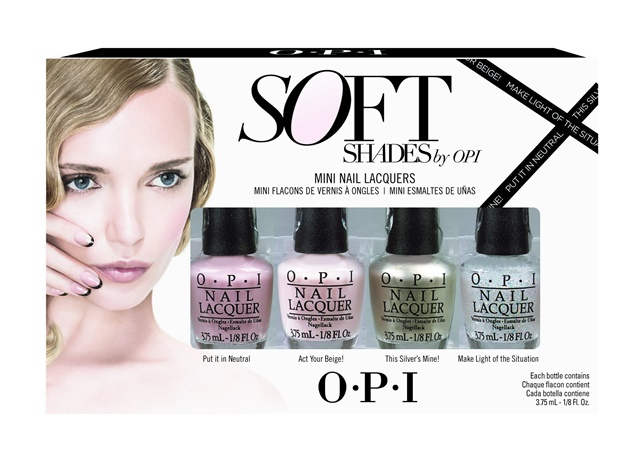 opi soft shades mini pack - OPI Soft Shades | Make Light of the Situation