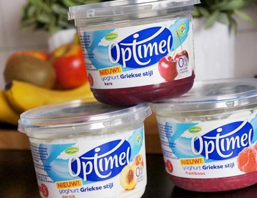 optimel griekse yoghurt 1 - Optimel yoghurt Griekse stijl