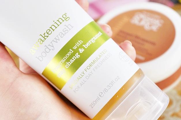 organic surge awakening bodywash sweet blossom body cream 2 - Organic Surge awakening bodywash & sweet blossom body cream