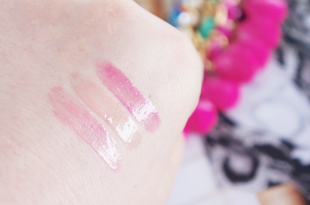 oriflame colour unlimited lip gloss 4 - Oriflame colour unlimited lip gloss