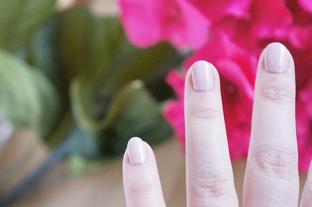 p2 last forever nail polish 017 cosy home 4 - P2 last forever nail polish | 017 Cosy Home