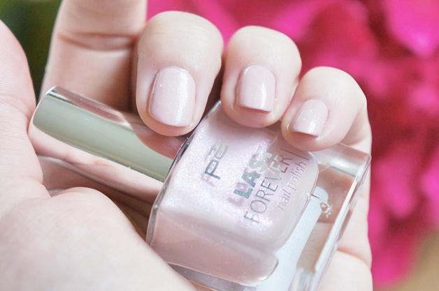 p2 last forever nail polish 017 cosy home 5 - P2 last forever nail polish | 017 Cosy Home
