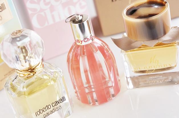 parfumnieuws januari 20151 - Parfumnieuws van Chloé, Burberry & Roberto Cavalli