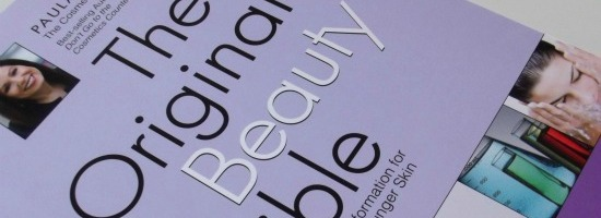paulabegounbeautybible1small - Beautyboek: Paula Begoun - The Original Beauty Bible