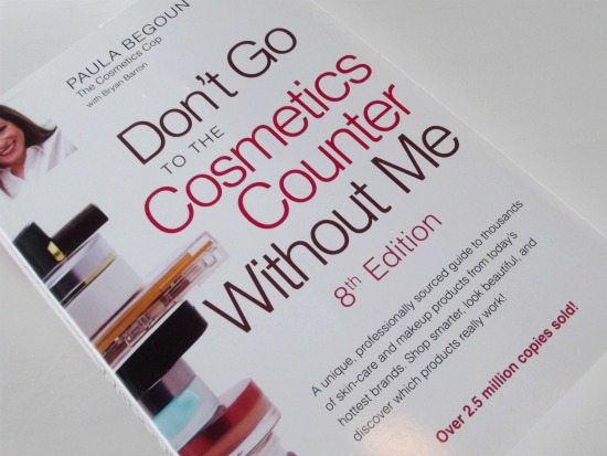 paulabegouncosmeticcounter1 - Beautyboek: Paula Begoun   Don't go to the cosmetics counter without me