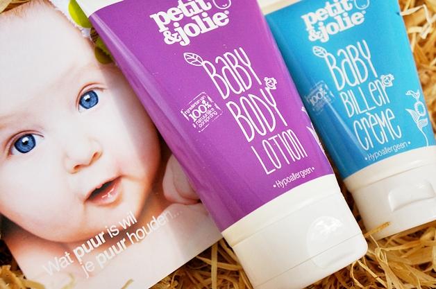 petit jolie baby 3 - Babytip | Petit & Jolie verzorgingsproducten