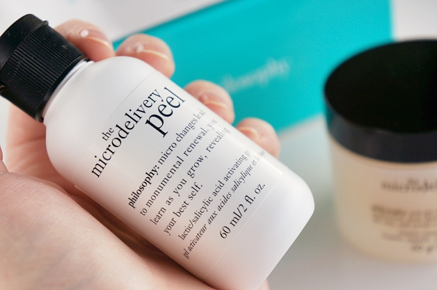 philosophy the microdelivery peel 4 - Love it! | philosophy the microdelivery peel