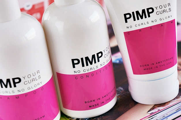 pimp your curls 1 - Favoriete beautyproducten januari 2014