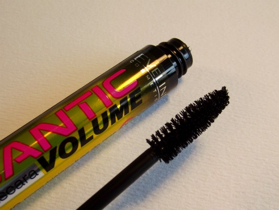 pinkladymakeupjuli2 - Lancaster mono eyeshadow Rose & Eveline Cosmetics gigantic volume turbo mascara