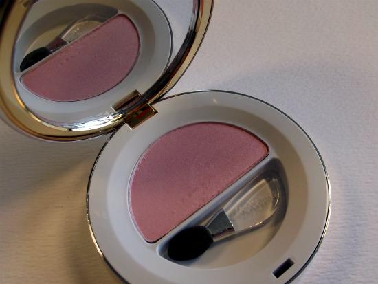 Lancaster mono eyeshadow Rose & Eveline Cosmetics gigantic volume turbo mascara