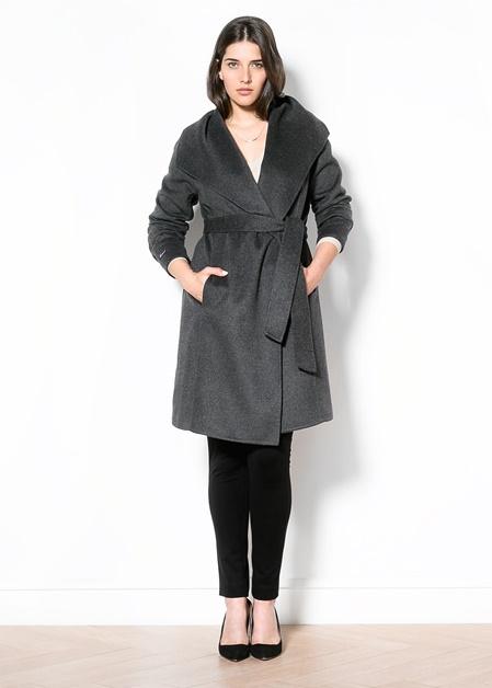 plussize draped coat 3 - Wishlisted! | Plussize draped coat