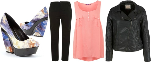 plussize new look 2 - Plussize | 3 New Look outfits