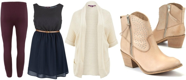 plussize new look 3 - Plussize | 3 New Look outfits