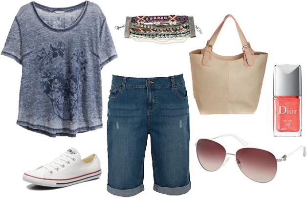 plussize outfit picknick 3 - Plussize outfit | 3 x inspiratie voor het park