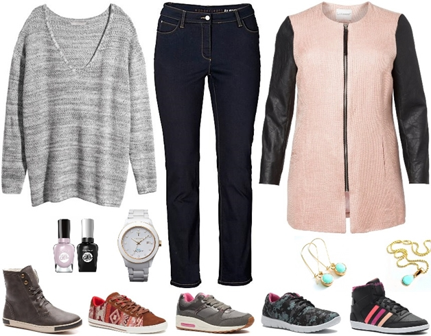 plussize-outfit-sporty-chic