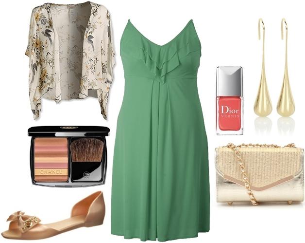 Plus Size Outfit | Wat trek je aan naar een bruiloft?