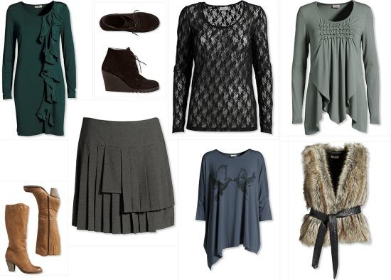 plussizeweeklywk38 4 - Plus Size Weekly #4: Bon'A Parte, MAT Fashion, Nicolette Mason & plus size op de catwalk
