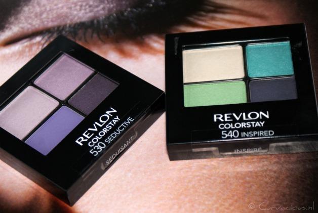 revloneyequads1 - Revlon | Colorstay 16h Eyeshadow Quad