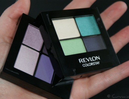 revloneyequads2 - Revlon   Colorstay 16h Eyeshadow Quad