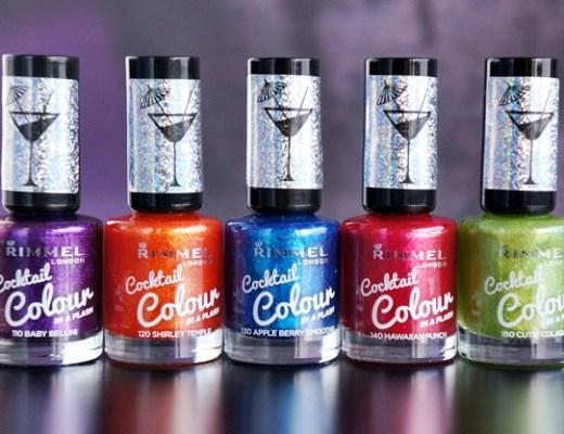 rimmel cocktail colour in a flash 1 - Rimmel | Cocktail colour in a flash