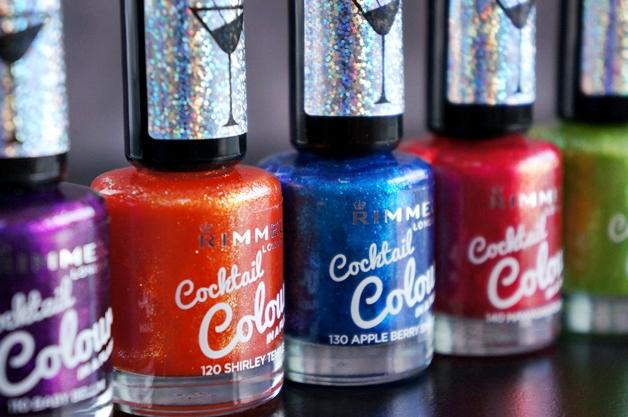 rimmel cocktail colour in a flash 2 - Rimmel | Cocktail colour in a flash