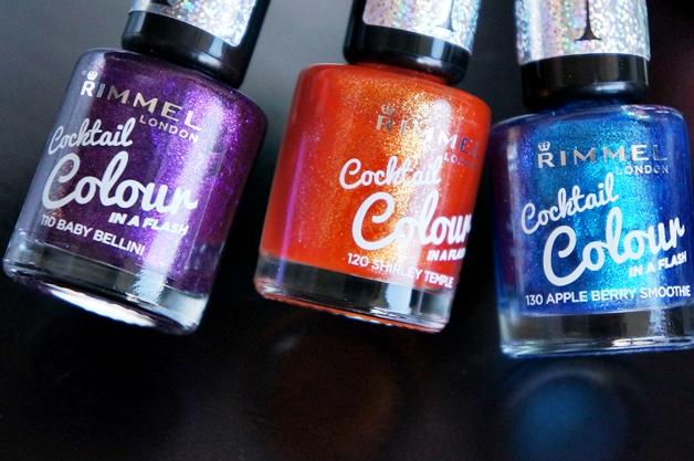 rimmel cocktail colour in a flash 3 - Rimmel | Cocktail colour in a flash