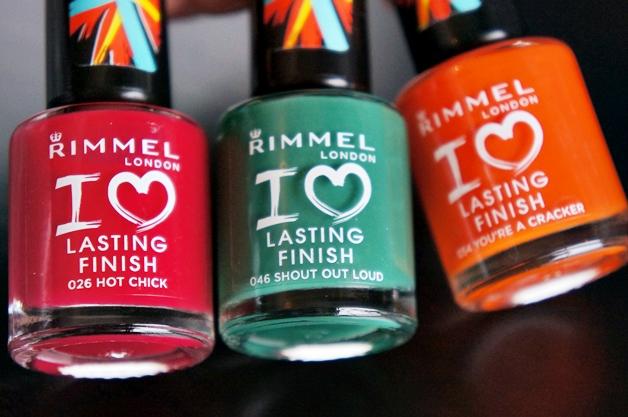 rimmel fire cracker collection 3 - Rimmel | Fire cracker collection
