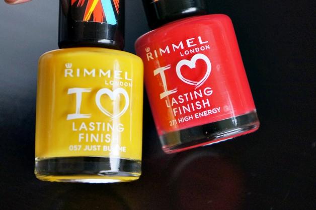 rimmel fire cracker collection 7 - Rimmel | Fire cracker collection