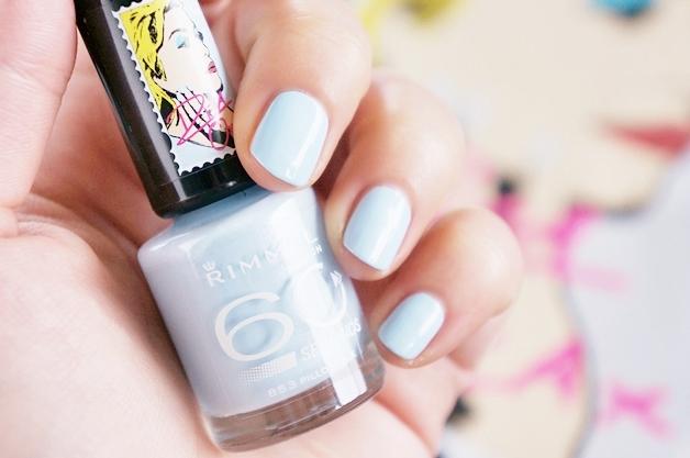 rimmel london rita ora 60 seconds nail polish 15 - Rimmel London x Rita Ora 60 seconds nail polish