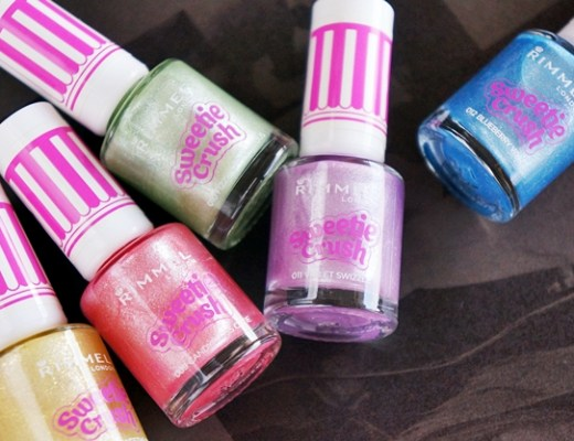 rimmel sweetie crush nail color 2 - Rimmel | Sweetie Crush nail color