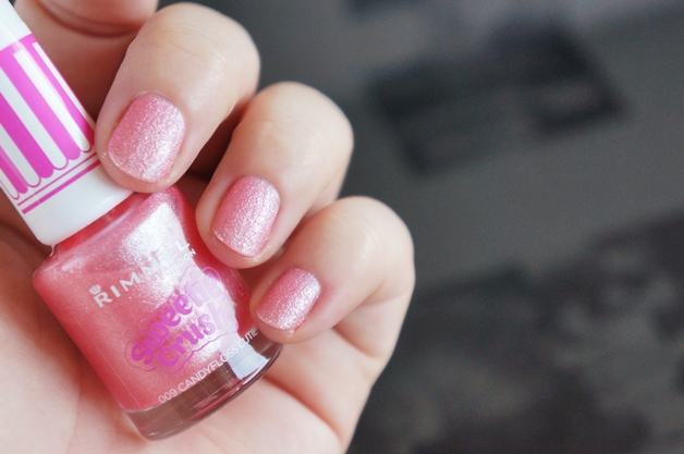 rimmel sweetie crush nail color 4 - Rimmel | Sweetie Crush nail color