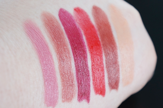 Rimmel | Kate Moss lasting finish matte lipsticks
