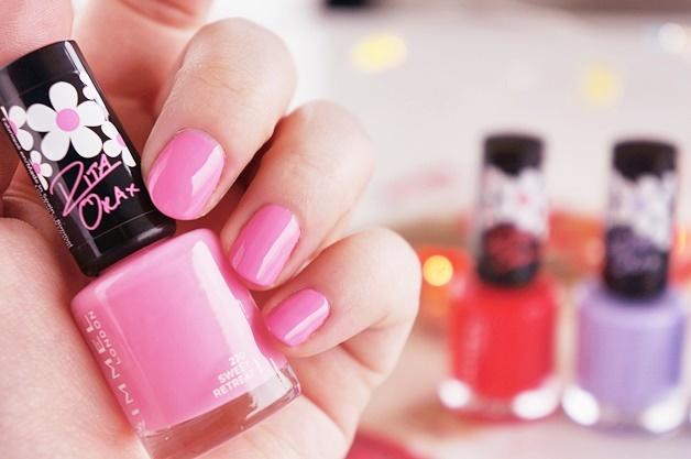rita ora colourfest rimmel 3 - Rimmel x Rita Ora colourfest lip & nail collection