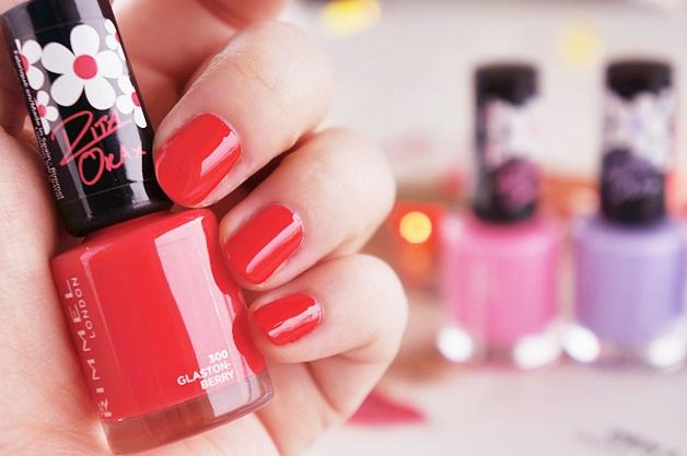 rita ora colourfest rimmel 5 - Rimmel x Rita Ora colourfest lip & nail collection