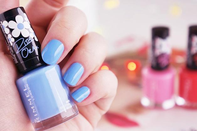 rita ora colourfest rimmel 9 - Rimmel x Rita Ora colourfest lip & nail collection
