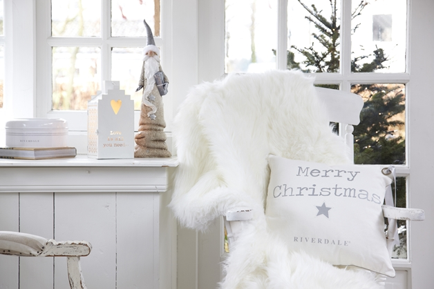 Riverdale 'Traditional Treasures' kerstcollectie 2012