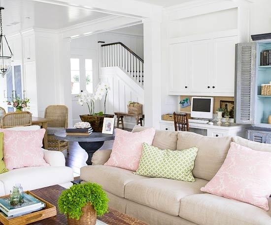 Huis Mooi Maken : Inspiratie roze als accentkleur in je huis curvacious.nl feel