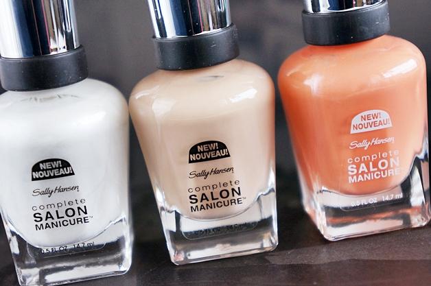 sally hansen complete salon manicure big shiny big matte top coat topcoat 2 - Sally Hansen lentenieuwtjes