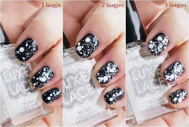 sally hansen velvet texture luxe lace review swatches 5 - Sally Hansen | Velvet Texture & Luxe Lace nagellak