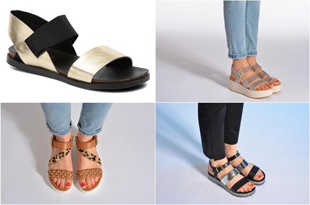 sandaal1 - Plus size | 5 must haves voor de zomer
