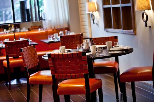 Scossa mediterranean restaurant