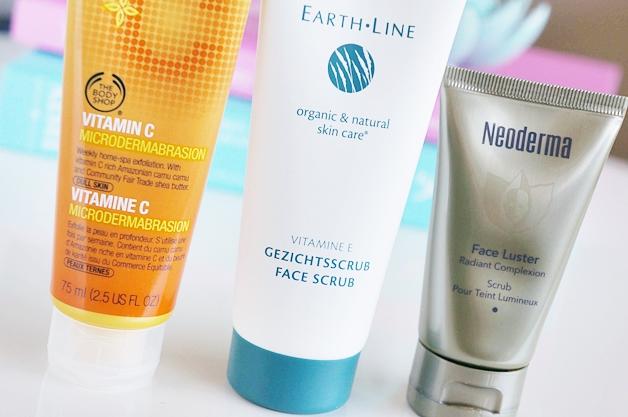 scrub favorieten juli 2014 1 - Favoriete scrubs voor het gezicht