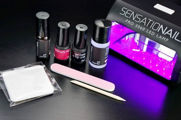 sensationail 2 - SensatioNail, gel polish voor thuisgebruik