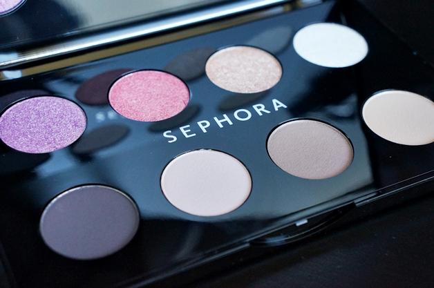 sephora look 2 - Sephora wenkbrauwkit, travelbrush & palette
