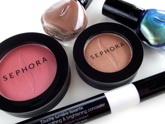 Sephora   Bluffing Complexion & Fall Look