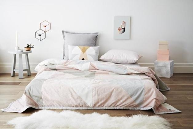 Interieur inspiratie | Een rustige slaapkamer | Curvacious.nl | Feel ...
