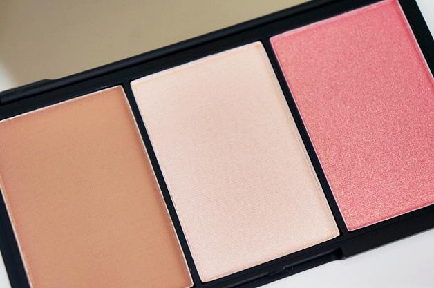 sleek faceform light contour 3 - Sleek face form contouring & blush palette
